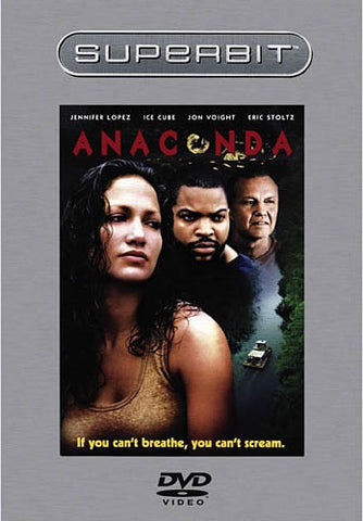 Anaconda DVD (Superbit) (Free Shipping)