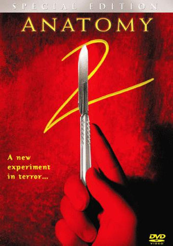 Anatomy 2 DVD (Special Edition) (Free Shipping)