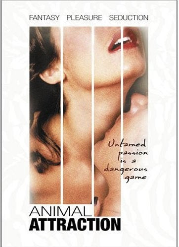 Animal Attraction DVD (Free Shipping)