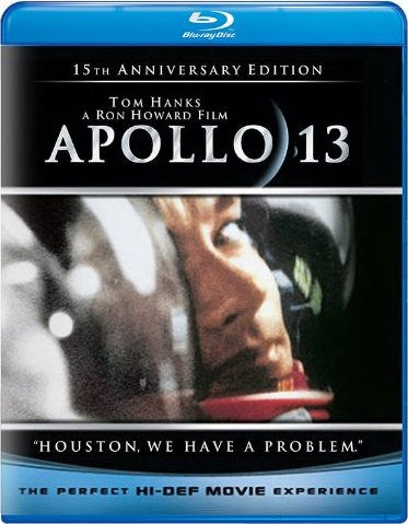 Apollo 13 Blu-Ray (15th Anniversary Edition) (Free Shipping)