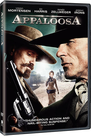 Appaloose DVD (Fullscreen & Widescreen) (Free Shipping)