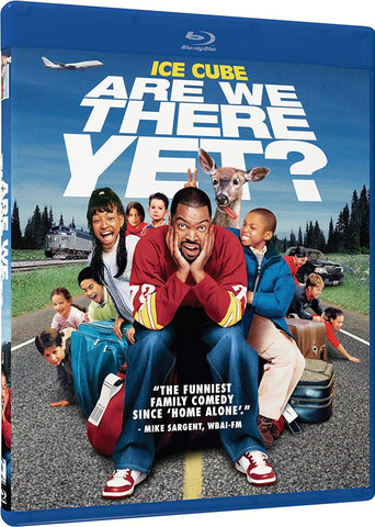 Are We There Yet? Blu-Ray (Free Shipping)