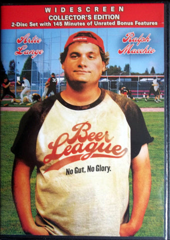 Artie Lange's Beer League DVD (2-Disc Widescreen Collector Edition) (Free Shipping)