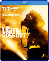 As The Light Goes Out Blu-Ray (Free Shipping)
