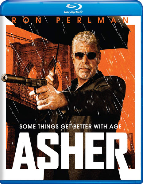 Asher Blu-Ray (Free Shipping)