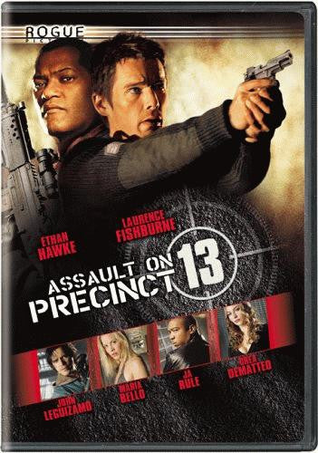 Assault On Precinct 13 DVD (2004 / Fullscreen) (Free Shipping)