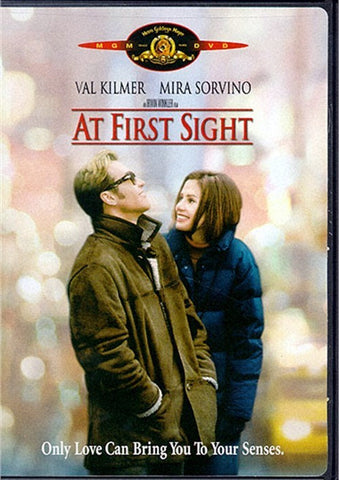 At First Sight DVD (Free Shipping)