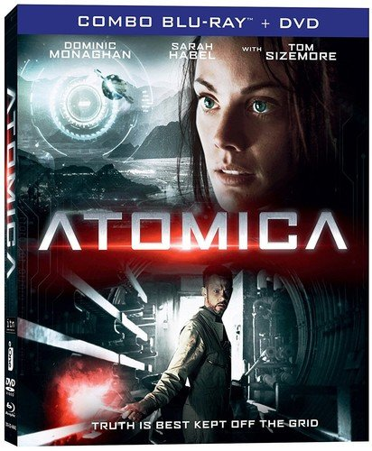 Atomica Blu-Ray + DVD (2-Disc Set) (Free Shipping)