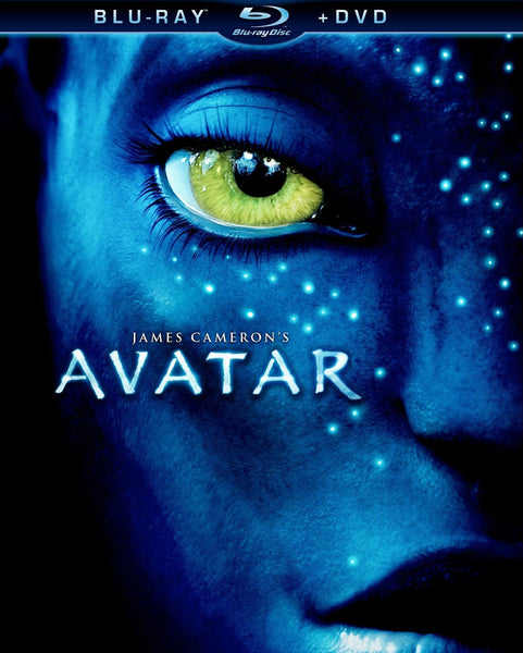 Avatar Blu-Ray + DVD (2-Disc Set) (Free Shipping)