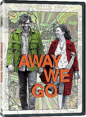 Away We Go DVD (Free Shipping)