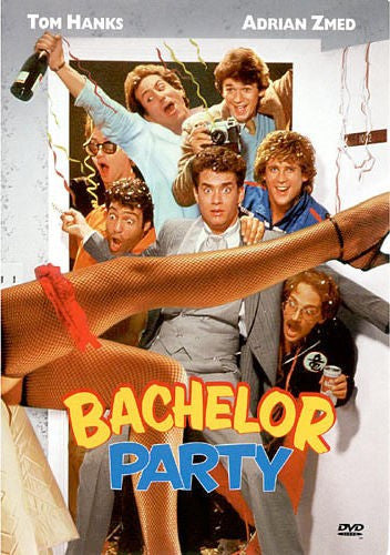 Bachelor Party DVD (Free Shipping)