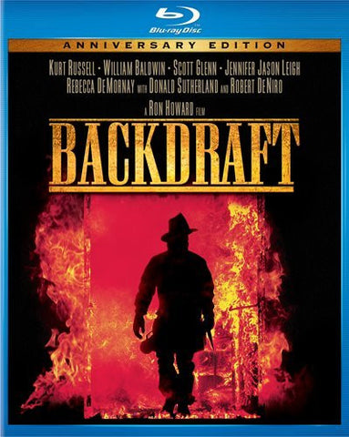 Backdraft Blu-Ray (Anniversary Edition) (Free Shipping)