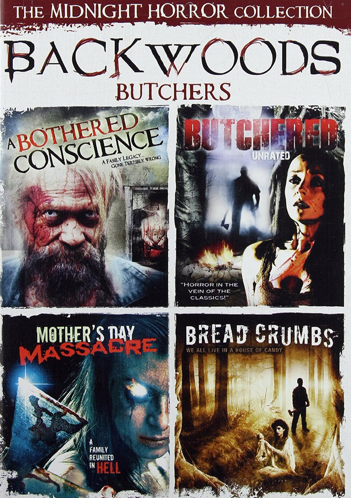 Backwoods Butchers DVD (Free Shipping)