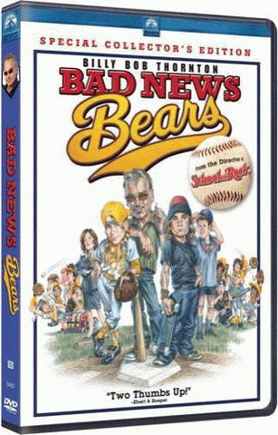 Bad News Bears DVD (2005 / Widescreen) (Free Shipping)