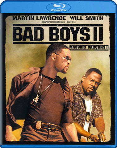 Bad Boys II 2 Blu-Ray (Free Shipping)