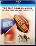Balls Out Blu-Ray (Free Shipping)