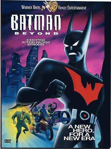 Batman Beyond - The Movie DVD (Free Shipping)