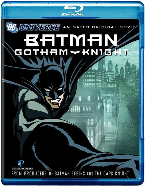 Batman - Gotham Knight Blu-Ray (Free Shipping)