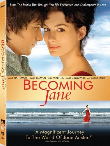 Becoming Jane DVD (Free Shipping)