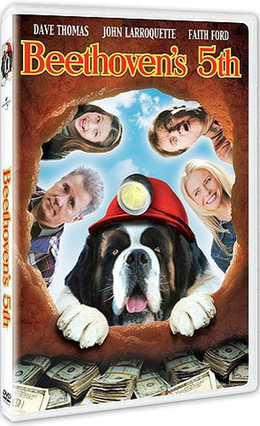 Beethoven's 5th DVD (Free Shipping)