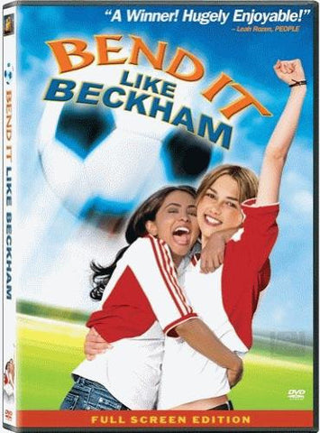 Bend It Like Beckham DVD (Fullscreen) (Free Shipping)