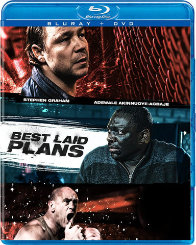 Best Laid Plans Blu-Ray + DVD (2-Disc Set) (Free Shipping)