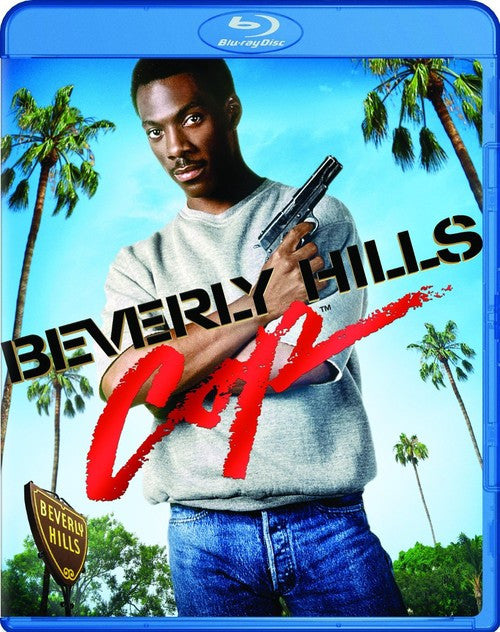 Beverly Hills Cop Blu-Ray (Free Shipping)