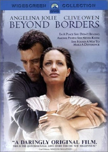 Beyond Borders DVD (Widescreen Collection) (Free Shipping)