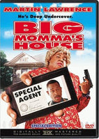 Big Momma's House DVD (Special THX Edition) (Free Shipping)