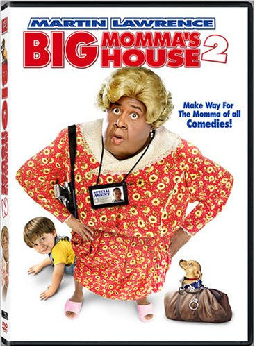 Big Momma's House 2 DVD (Free Shipping)