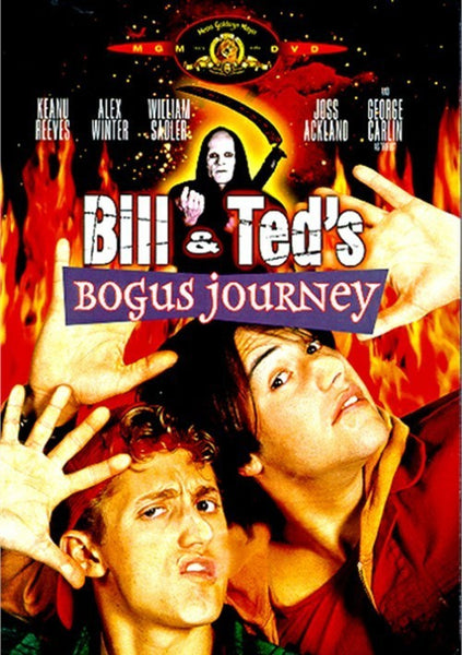 Bill & Ted's Bogus Journey DVD (Free Shipping)