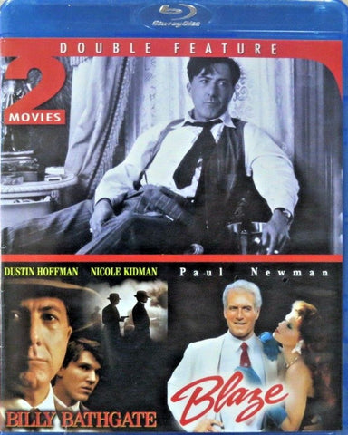 Billy Bathgate & Blaze Double Feature Blu-Ray (Free Shipping)