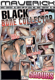 Black Bone Collector DVD (5 Hours Black Adult) (Free Shipping)