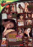 Black Chicks White Dicks DVD (Adult 8 Hours) (Free Shipping)