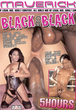 Black On Black DVD (5 Hours Black Adult) (Free Shipping)