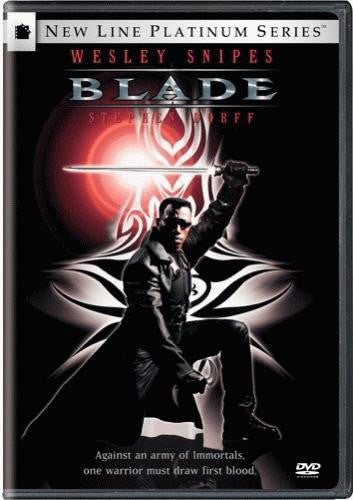 Blade DVD (New Line Platinum Series) (Free Shipping)