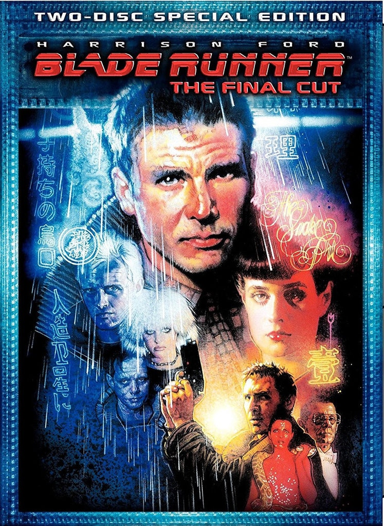 Blade Runner - The Final Cut DVD (2-Disc Special Edition) (Free Shipping)