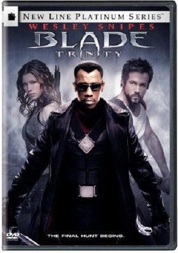 Blade - Trinity DVD (2-Disc New Line Platinum Series) (Free Shipping)