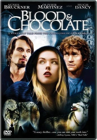 Blood And Chocolate DVD (Free Shipping)
