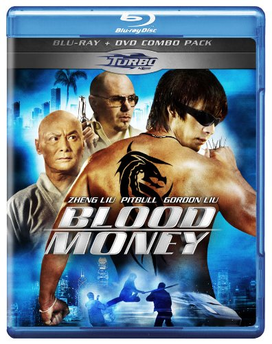 Blood Money Blu-Ray + DVD (2-Disc Set) (Free Shipping)
