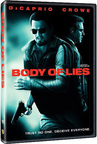 Body Of Lies DVD (Widescreen) (Free Shipping)
