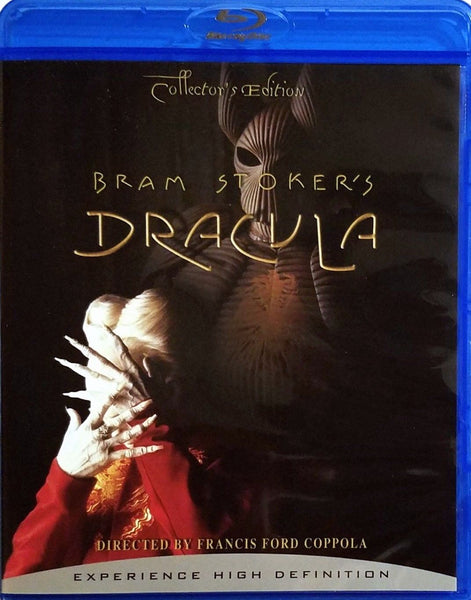 Bram Stoker's Dracula - Collector's Edition Blu-Ray (Free Shipping)