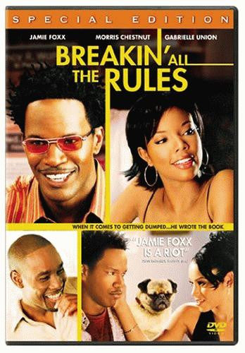 Breakin' All the Rules DVD (Special Edition) (Free Shipping)