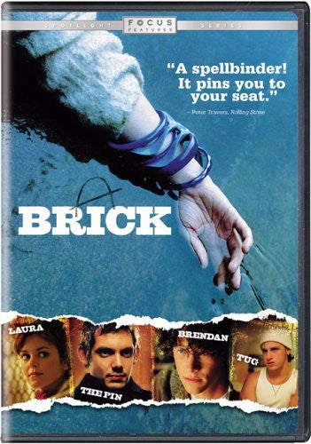 Brick DVD (Free Shipping)