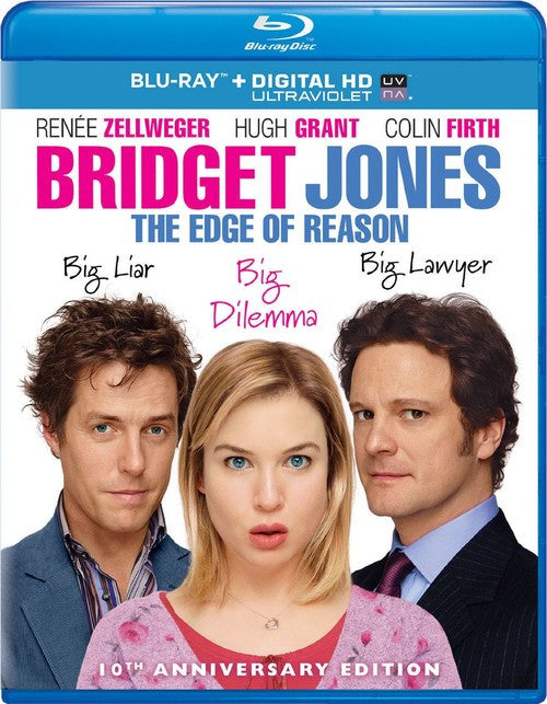 Bridget Jones - The Edge of Reason Blu-Ray (Free Shipping)