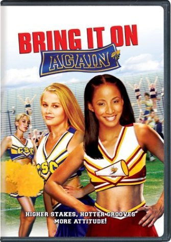 Bring It On Again DVD (Widescreen) (Free Shipping)