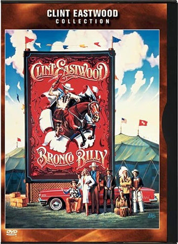 Bronco Billy DVD (Clint Eastwood Collection) (Free Shipping)