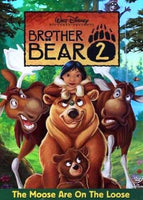 Brother Bear 2 DVD (Free Shipping)