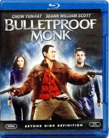 Bulletproof Monk Blu-Ray (Free Shipping)