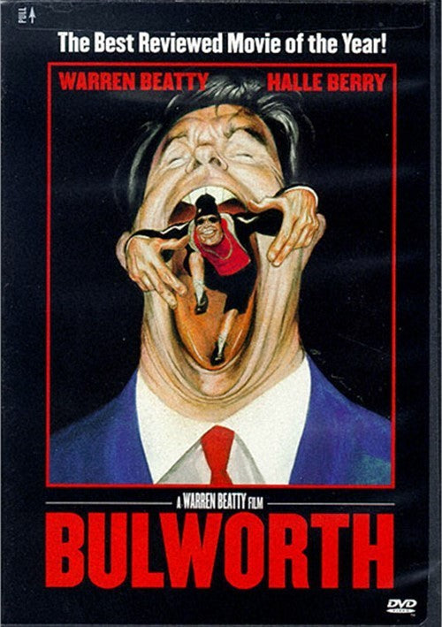 Bulworth DVD (Free Shipping)